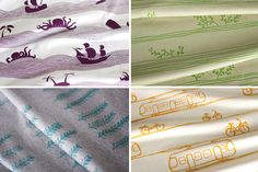 ink & spindle {tram fabric for sam}