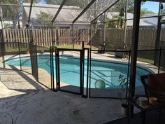 Baby Barrier In Oak Hill - Protecting your children from pool accidents with pool fence is your duty as a parent. #PoolSafetyFence #PoolSafety #BabyBarrier