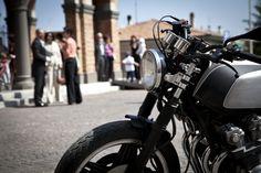#bike #motorbike #caferacer #caffèottantuno #honda #custom #cafè #hondacb750f #moto