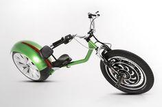 Projeto que está no Kickstarter elimina a busca por um lugar especial para recarregar a bateria o veículo