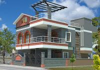 ultra modern house plans and designs with townhouse garden design and exterior home design calgary Home Design Blogs, Design Home Plans, 3d Home Design, Custom Home Plans, Custom Homes, Design Ideas, Design Inspiration, 3d House Plans, Best House Plans