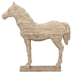 Horse Statue - Statues - Home Accents - Home Decor | HomeDecorators.com