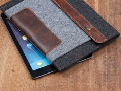 http://blucase.co.uk/ipad-mini-felt-case-with-brown-leather-and-button-closure-482.html?acc=9bf31c7ff062936a96d3c8bd1f8f2ff3 iPad felt case