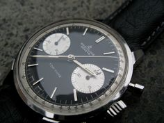 Breitling Top Time 2002 from 1968, the one with the monocoque case