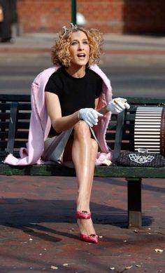 Carrie Bradshaw (later Carrie Bradshaw Preston) Sarah Jessica Parker