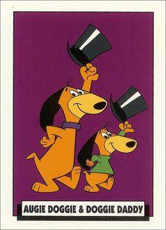5F Augie Doggie & Doggie Daddy