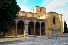 Las Fotografías de Bandera: La Basílica de San Vicente en Ávila