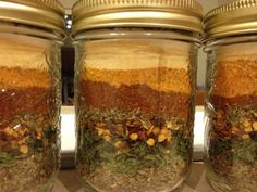 Mommy Makes it Better: Spice Mix in a Jar Homemade Gift