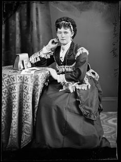 Miss S. Kearnes c. 1870-75  State Library of New South Wales