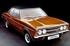 Ford Cortina Mk3 GXL 2000