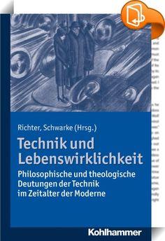 Technik und Lebenswirklichkeit    ::  Philosophen, Theologen und Soziologen deuteten in der ersten Hälfte des 20. Jahrhunderts die Technik als ein die gesamte Lebenswirklichkeit prägendes Phänomen. Dabei entwickelten sie sehr unterschiedliche Positionen: Walter Benjamin sah in der Technik einen Weg, die Wirklichkeit neu zu konstruieren; Rudolf Bultmann nahm die Technik zum Anlass, das Transzendente neu zu bestimmen. Mit Elementen aus Pragmatismus und Sozialphänomenologie kann das Techn...