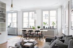 Dining+Living room
