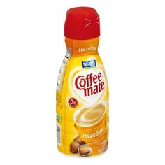 I'm learning all about Nestle Coffee-Mate Hazelnut Flavor Coffee Creamer at @Influenster!
