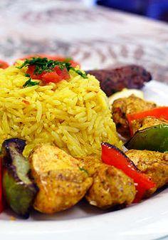 Mediterranean food at Ya Hala. Amazon Deal :)