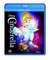 Cinderella on Blu-ray