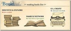 Create and share electronic books for free with BookType and Booki — freewaregenius.com