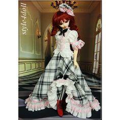 Fashion for 1/3 BJD VOLKS SD10/SD13 style4doll
