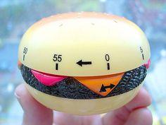 hamburger timer