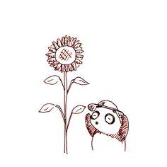 【一日一大熊猫】 2015.8.31 長い夏休みが終わったね。 夏は遅い時間まで明るいし、蝉の鳴き声と暑さで なんか騒々しい感じだから それがなくなっていくのは少々寂しく感じるね。 #パンダ #夏休み http://osaru-panda.jimdo.com