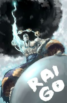 God Enel by Cicros on DeviantArt One Piece World, One Piece Luffy, One Piece Anime, One Piece Pictures, One Piece Images, Character Concept, Character Art, Character Design, One Piece Manga