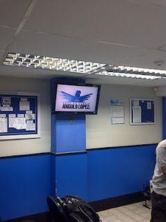 Angulo-López adopta la tecnología de Digital Signage en sus oficinas por @IMVINET #DigitalSignage