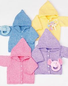 Simple Baby Hoodies