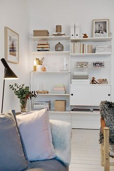 I want connecting doors between bedroom and living room - via cocolapinedesign.com
