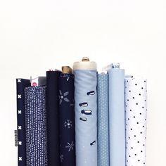 Penguin Party | Fat Quarter Bundle Penguin Party, Fabulous Fabrics, Fabric Shop, Fabric Patterns, Fat, Indoor, Outdoors, Quilts, Interior