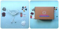 Make Your Own Candle Kit *Vintage Edition* Crystal Jug Gift Set