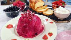 Phil Vickery's summer pudding