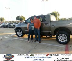 https://flic.kr/p/xeecTD | #HappyAnniversary to Joan Louise  and your 2013 #Toyota #Tundra 2WD Truck from Ruben  Cantu  at Huffines Chrysler Jeep Dodge Ram Lewisville! | www.deliverymaxx.com/DealerReviews.aspx?DealerCode=XMLJ