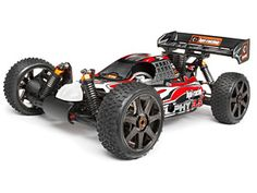 HPI RTR Trophy 3.5 Buggy w/ 2.4GHz RC Car by HPI Racing Europe