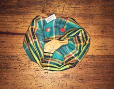 Items similar to SALE Baby/toddler scarf - gender neutral boy/girl single loop infinity scarf, adjustable snaps, green & mustard striped plaid - fall/winter on Etsy Toddler Scarf, Toddler Bibs, Gender Neutral, Baby Things, Infinity, Trending Outfits, Handmade Gifts, Green, Etsy