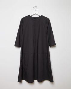 Acne Studios / Pari Stretch A-Line Dress #fw14