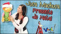 O presente de Natal do Juca Machuca - Varal de Histórias