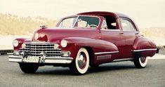 1942 Cadillac Series 60 Special town car by Derham.....classy...