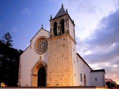 Alcochete, small lovely church - Enjoy Portugal