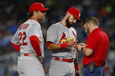 Carp injures finger in loss vs. Yankees. It's been a struggle lately, but I still have faith.