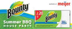 FREE Bounty Summer BBQ Party Pack (If You Qualify) on http://www.icravefreebies.com/