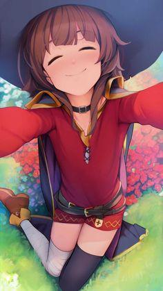 Megumin will hug you Konosuba Anime, Anime Girls, Anime Art, Megumin Explosion, Konosuba Wallpaper, Cute Girls, Cool Girl, Pedobear, Image Manga