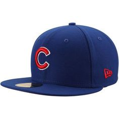dfa977dbc Men s New Era Royal Chicago Cubs State Clip 59FIFTY Fitted Hat