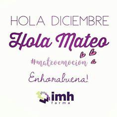 Hola diciembre , bienvenido Mateo #Mateoemocion Home Decor, Hello December, Decoration Home, Room Decor, Home Interior Design, Home Decoration, Interior Design