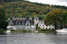 10 hoteles junto a lagos