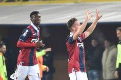 Bologna-Fiorentina 1-1, gol di Bernardeschi e #Giaccherini - Sport - QuotidianoNet