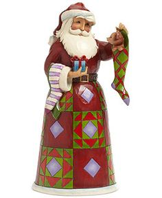Jim Shore Christmas Collectible Figurines Collection - Holiday Lane - Macy's