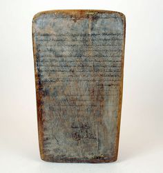 Good Antique Quranic Teaching Tablet from Morocco image 2