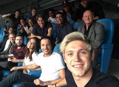 Niall Louis Danielle & friends