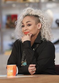 "Awkward!: Raven-Symoné is Being ""Phased Out"" of 'The View' (REPORT)"