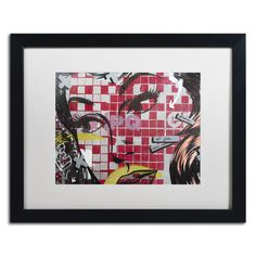 'If You Can' by Dan Monteavaro Framed Graphic Art