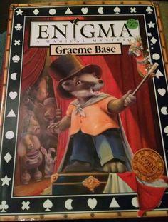 Base, Enigma A Magical Mystery, magic, mystery, imagination, school age, animals